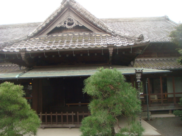 日野宿内部